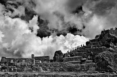 Photograph - Machu Picchu  by Jose Maciel