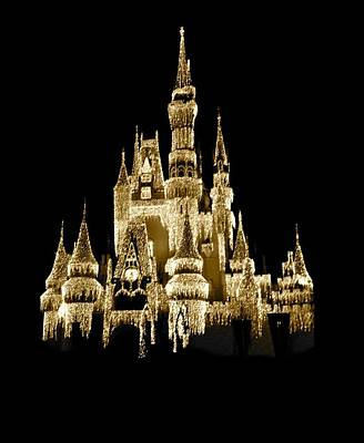 Orlando Magic Photograph - Magic Kingdom by Art Spectrum
