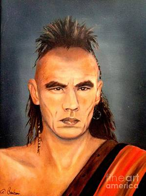 Painting - Magua by Anne Barberi
