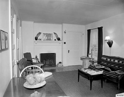 Photograph - Manhattan Project Housing by Science Source