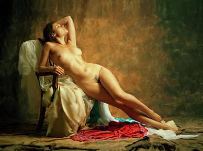 Bodyscape Art Photograph - Maris by Zachar Rise