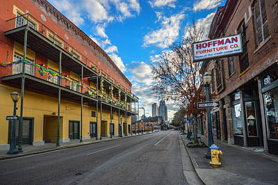 Photograph - Mattress  Factory And Hoffmans  by Michael Thomas