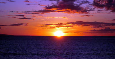 Photograph - Maui Sunset by Phillip Garcia