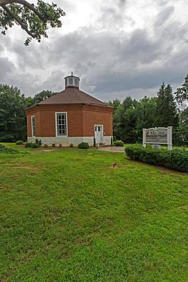 Photograph - Mcbee United Methodist Church  Greenville Sc by Willie Harper