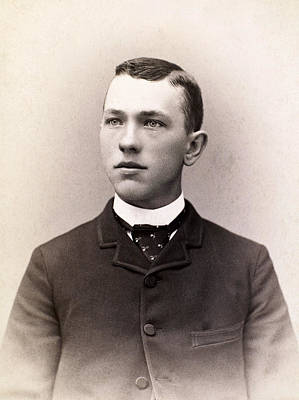 1880s Photograph - Men's Fashion, 1880s by Granger
