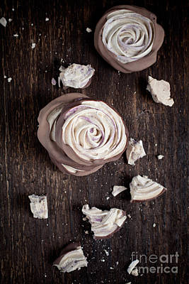 Photograph - Meringue Rose by Kati Finell