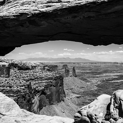 Mesa Arch Art Print by Radek Hofman
