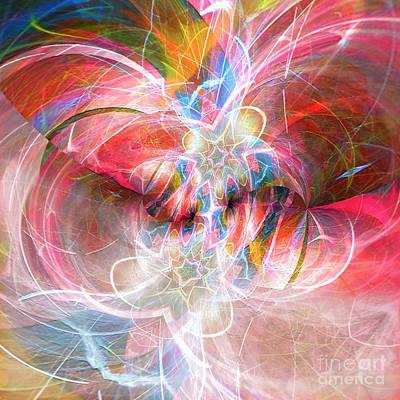 Digital Art - Metamorphosis  by Margie Chapman
