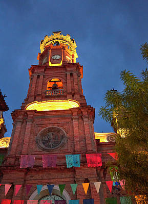 Lady Of Guadalupe Photograph - Mexico, Jalisco, Puerto Vallarta by Jaynes Gallery