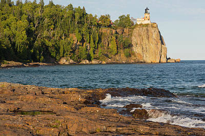 National Historic Landmark Photograph - Michigan, Lake Superior North Shore by Jamie and Judy Wild