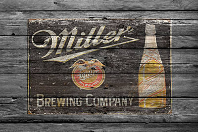 Handcrafted Photograph - Miller by Joe Hamilton