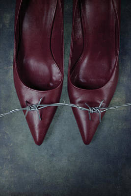 Pointy Photograph - Mind Your Steps by Joana Kruse