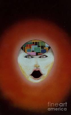 Mirror Image Original by David Neace