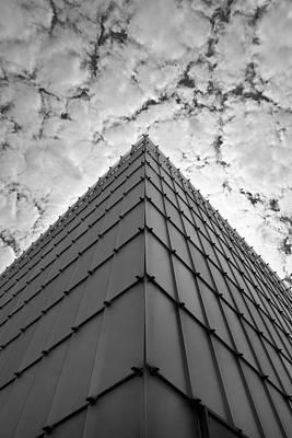 Modern Architecture Art Print by Chevy Fleet