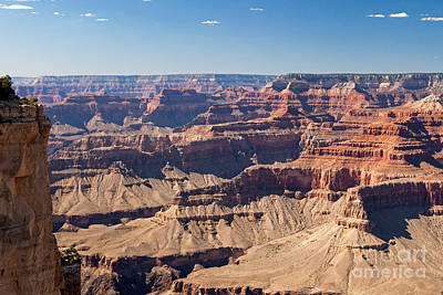 Photograph - Mohave Point Grand Canyon National Park by Fred Stearns