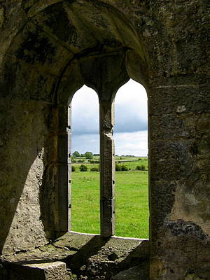 Photograph - Monastic View by Denise Mazzocco