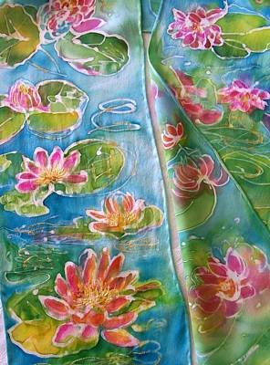 Painting - Monet Water Lilies  by Shan Ungar