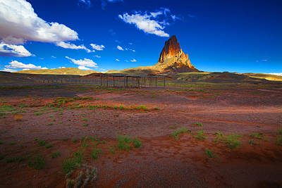 Art Print featuring the photograph Monument Valley Utah Usa by Richard Wiggins
