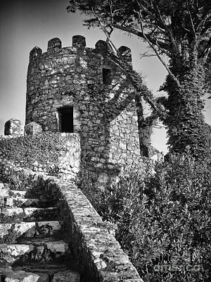 Tower Photograph - Moorish Castle by Jose Elias - Sofia Pereira