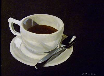 Painting - Morning Joe by Anne Barberi