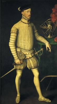 1576 Photograph - Moro, Antoon Van Dashorst, Called by Everett