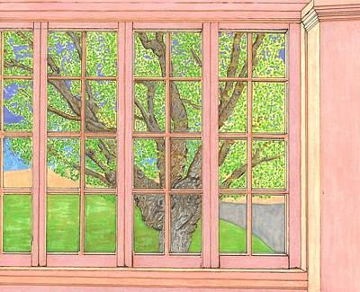 Mother Weller's Tree Art Print