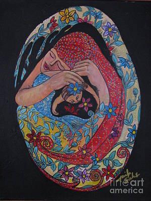 Mothers Love Original by Marilyn  Sahs