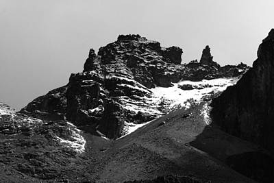 Photograph - Mount Kenya by Aidan Moran