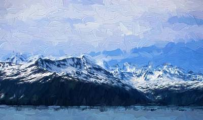 Photograph - Mountains by Bill Howard