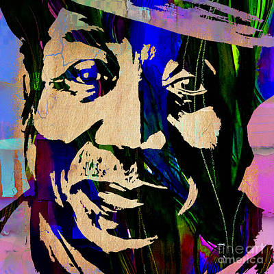Water Mixed Media - Muddy Waters Collection by Marvin Blaine