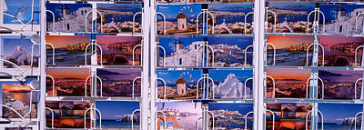 Rack Photograph - Mykonos, Greece by Panoramic Images