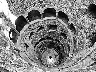 Arch Photograph - Mystery Tower by Jose Elias - Sofia Pereira