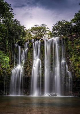 Photograph - Mystic Falls by Nick  Shirghio