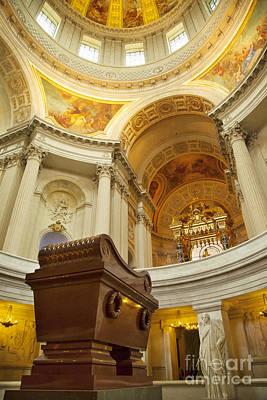 Hotel Des Invalides Photograph - Napoleon Tomb - Paris by Brian Jannsen