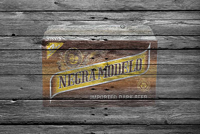Hop Photograph - Negra Modelo by Joe Hamilton