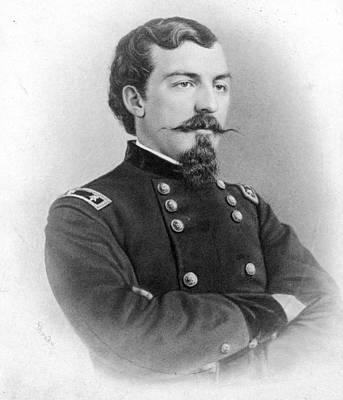 Appleton Photograph - Nelson Appleton Miles (1839-1925) by Granger