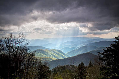 Western North Carolina Photograph - New Beginning by Rob Travis