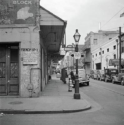 New Orleans, 1941 Art Print