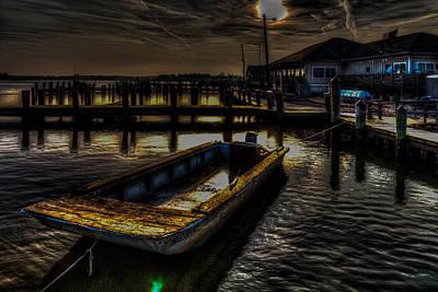 Dreamboat Art Print by Eric Geschwindner