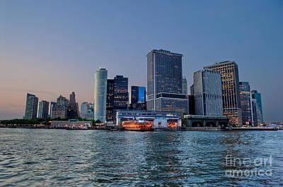 Photograph - New York New York by Ray Warren