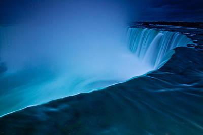 Craig Brown Photograph - Niagara Falls by Craig Brown