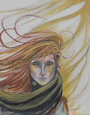 Nicole Art Print