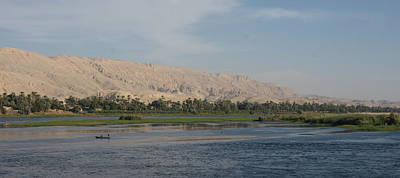 Photograph - Nile by Christian Zesewitz