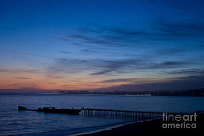North Monterey Bay Art Print