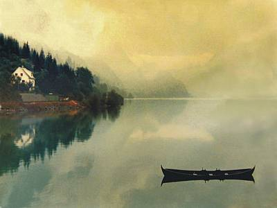 Photograph - Norwegian Solitude by Joe Duket