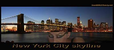 Photograph - NYC by Emil Jianu