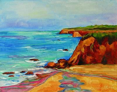 Ocean View Original by Brandi  Hickman