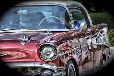 Photograph - Old Car by Perry Frantzman