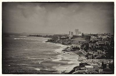 Puerto Photograph - Old San Juan by Dado Molina