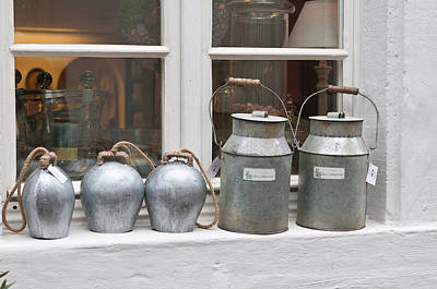 Old Jugs Photograph - Old Town Heidelberg, Germany by Michael Defreitas
